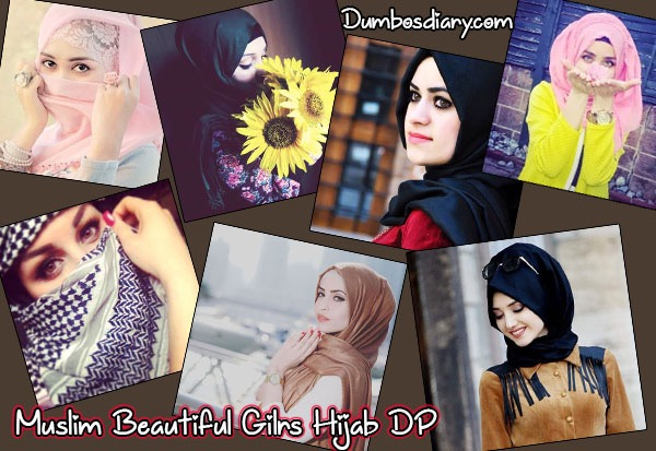 muslim hijab girl dp featured image