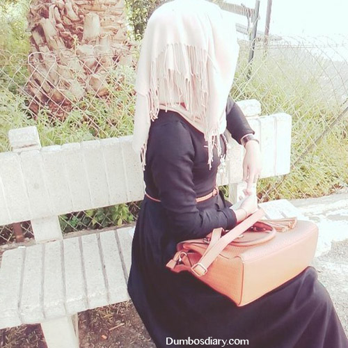 Dp for Muslim Girls in Arab Style Hijab for WhatsApp, FaceBook and ...