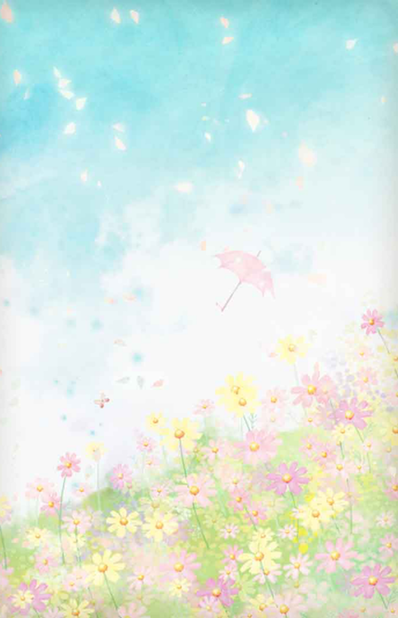 spring whatsapp background
