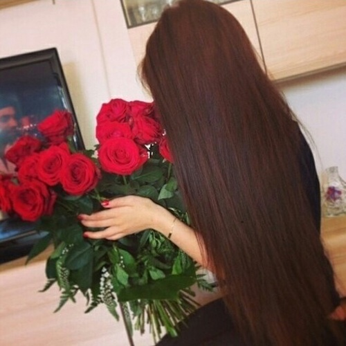 Cute Pictures Of Pretty Flower Girls Dp For Social Media