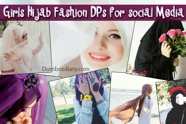 Image of: Profile Pictures Hijab Fashion Dumbos Diary Hijab Fashion Muslimah Girls Dps For Social Media