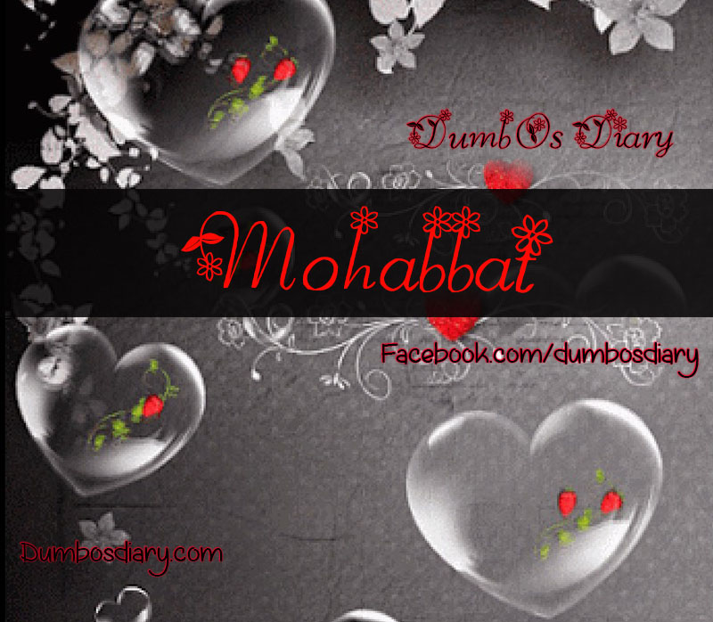 Muhabbat Or Love Quotes In Hindi Or Urdu With Images