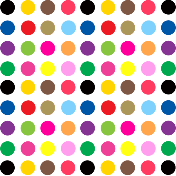 Colored Circle Or Round: Free Vector Art Or PNG Images